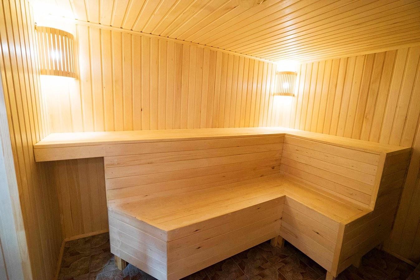 Сауна гостевого дома Дачный дворик - №3