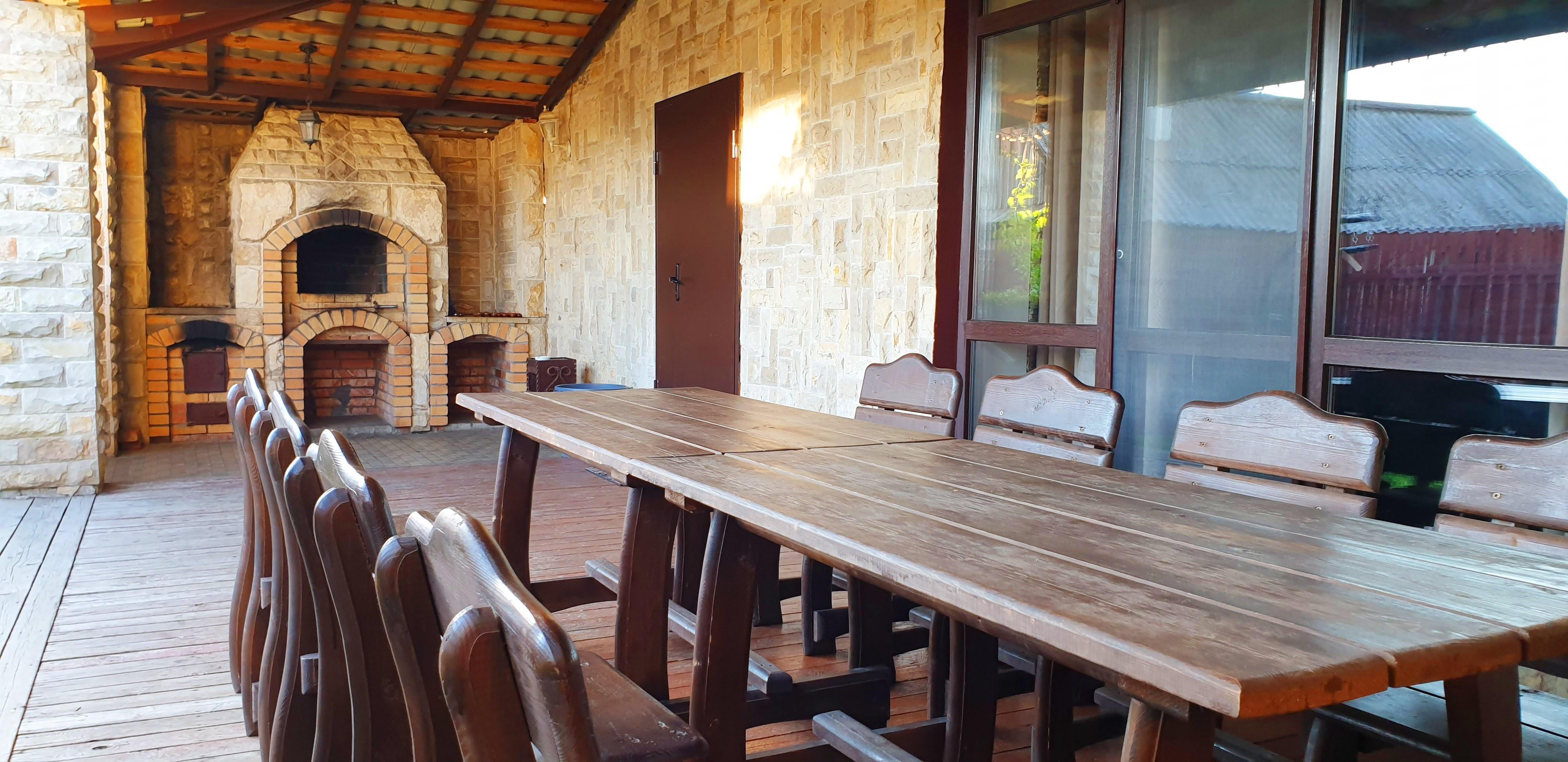 Сауна гостевого дома Дачный дворик - №7